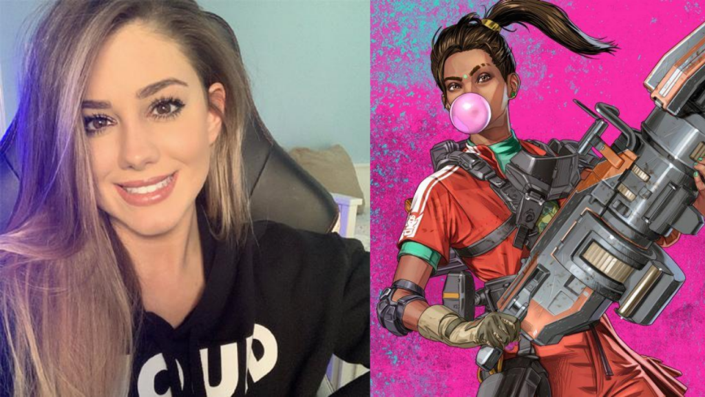Lululuvely considers quitting Apex Legends for good due to game's toxic community