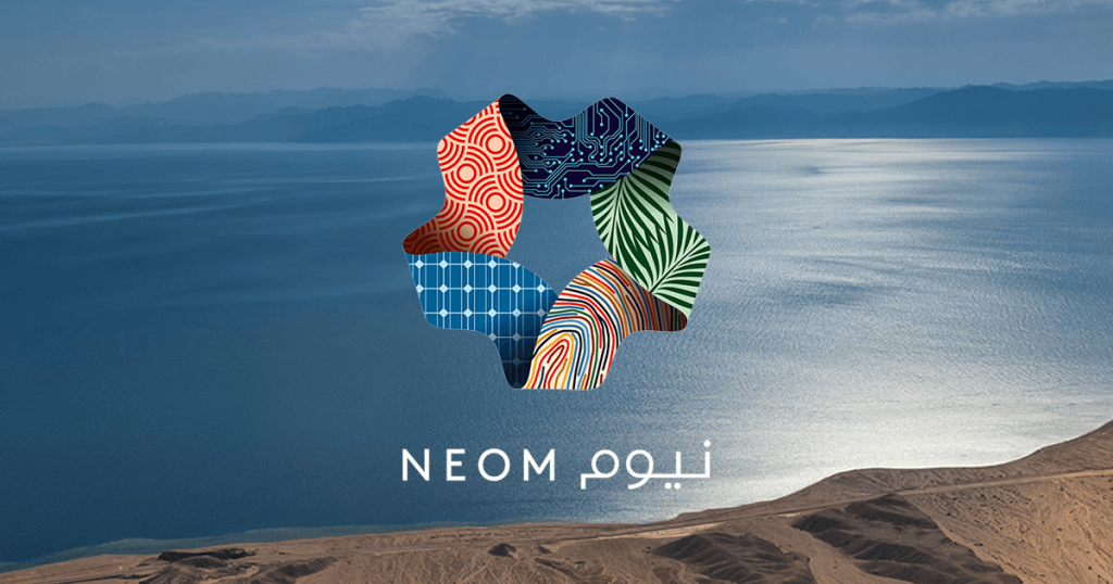 Neom esport sponsorships LEC blast