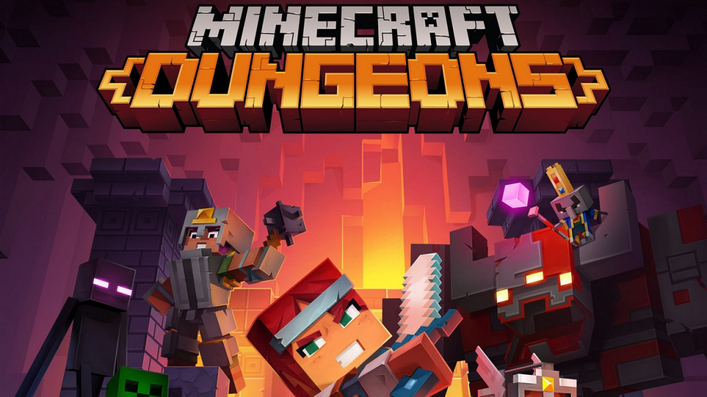 Mojang Minecraft dungeons cross-play bug feature xbox and PC