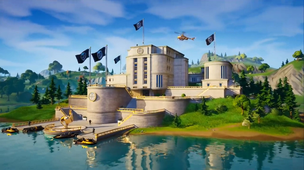 Fortnite v12.61, Fortnite 12.61 patch notes, Fortnite v12.61 storm the agency