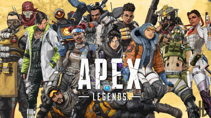 Apex Legends Season 8 Legends tier list - every character ranked from best to worst
