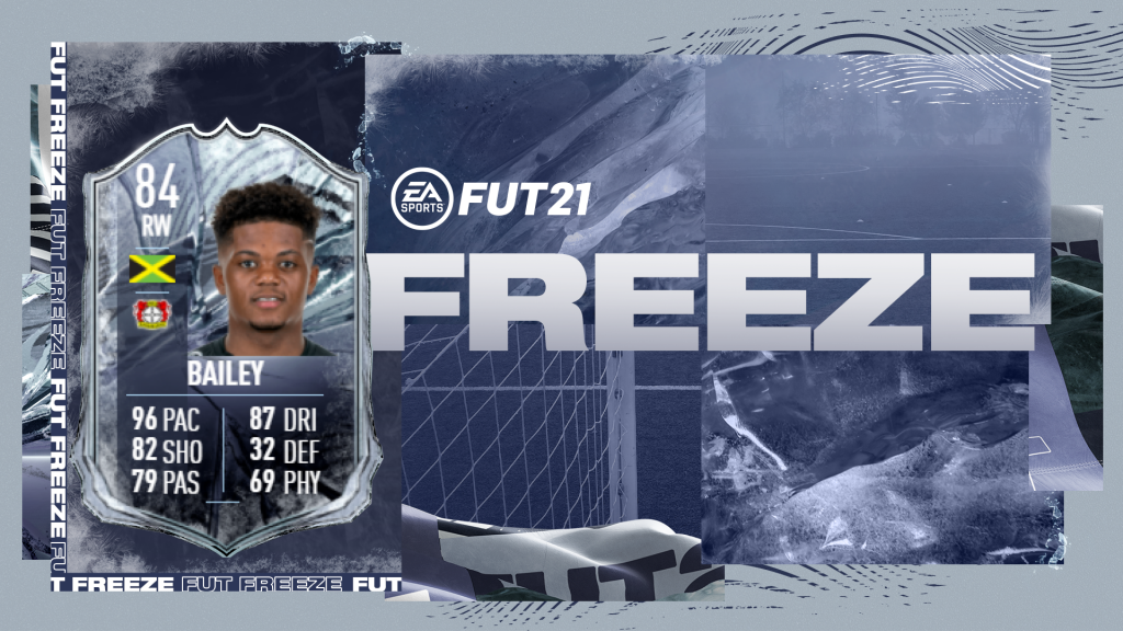 FIFA 21 Leon Bailey Freeze SBC: Cheap solutions, stats, and requirements