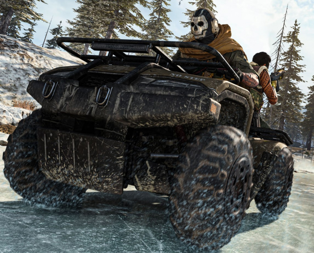 Best Side By Side Atv >> Call of Duty: Warzone Vehicle Guide