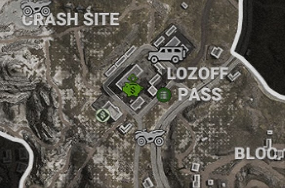 Lozoff Pass Call of Duty Warzone solo landing guide