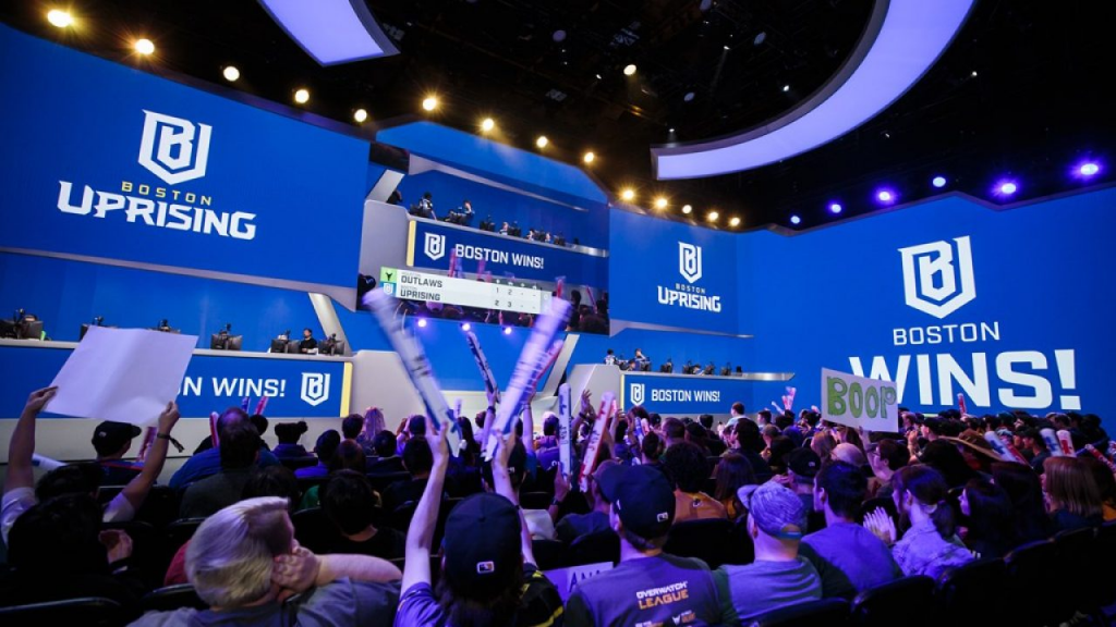 Boston Uprising pulls an All Lives Matter and Overwatch League fans are upset