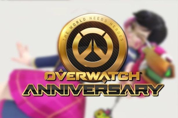 Overwatch reveals date and new skins for the Anniversary event