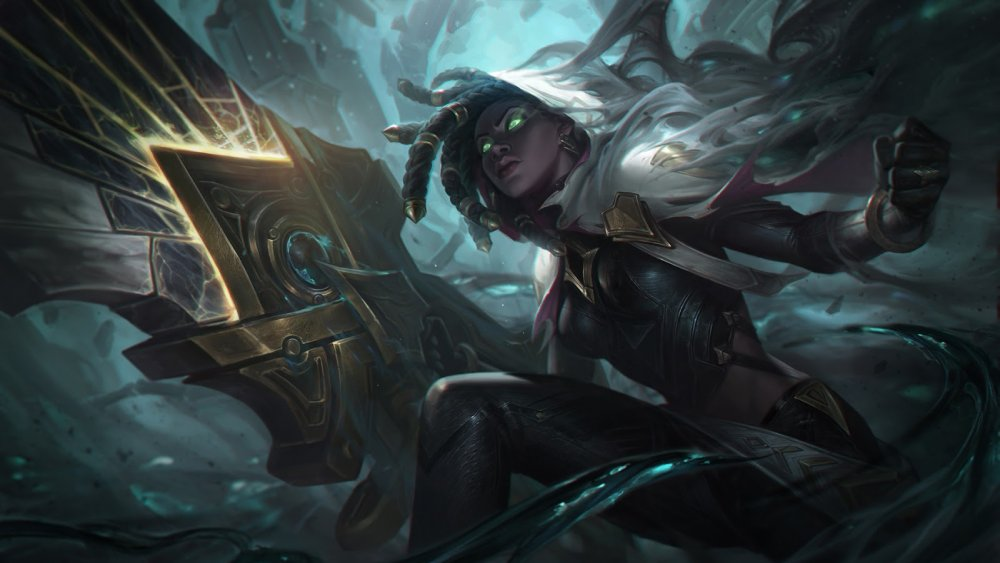 League of Legends v10.60 Patch notes fasting senna