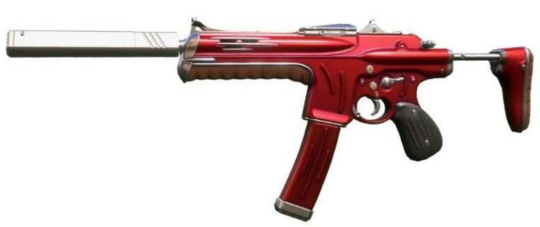 Valorant Weapon skins leak all cosmetics Spectre red and white