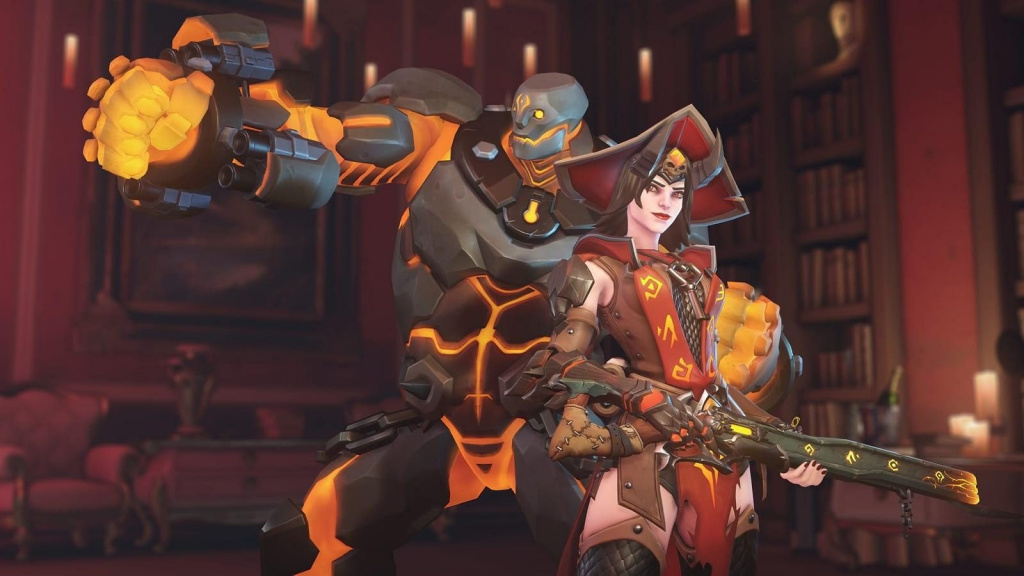 Overwatch Anniversary event skins release date