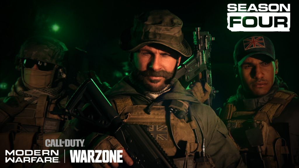 Modern Warfare and Warzone Season 4 Battle Pass reward tiers and how to unlock new weapons