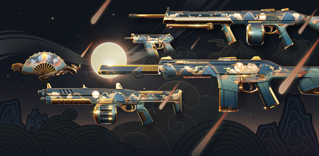 Valorant Celestial collection: Release date, cost, all skins