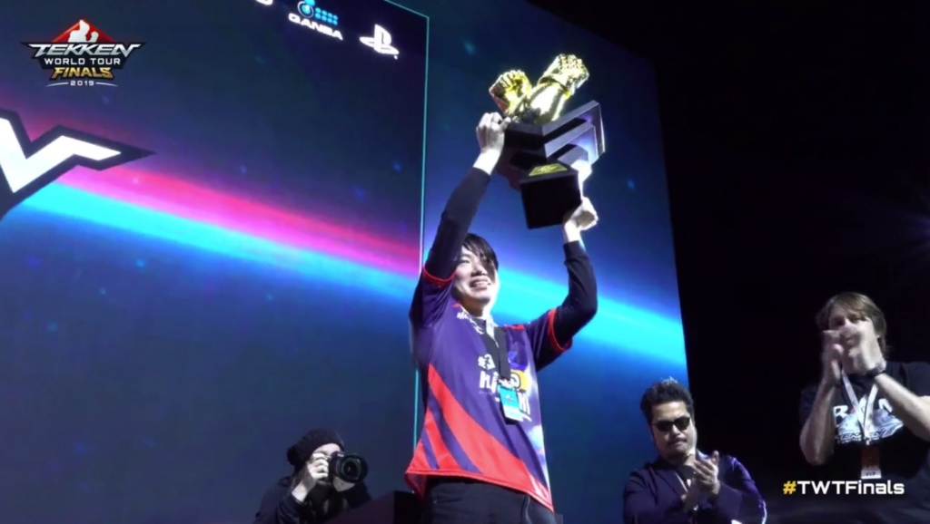 Chikurin crowned winner of Tekken World Tour Finals 2019