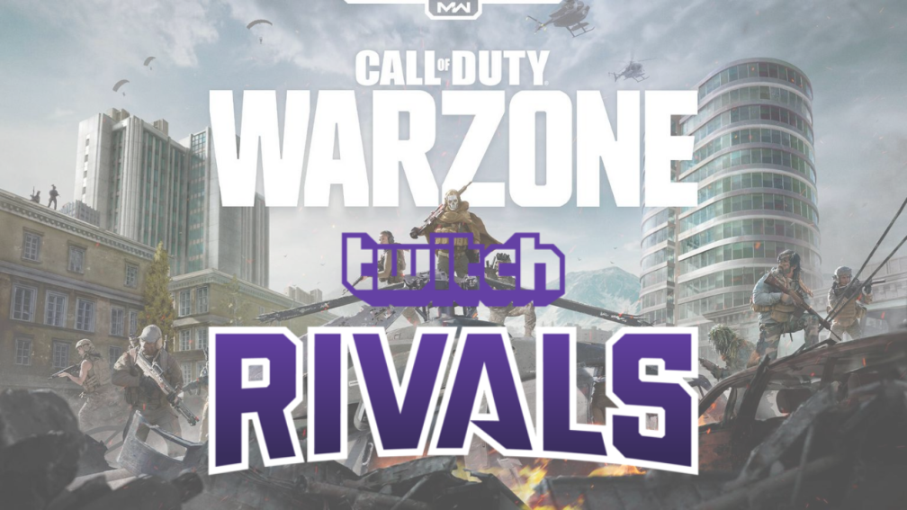 Twitch Rivals Warzone Season 6 Showdown: How to watch, schedule, prize pool and more