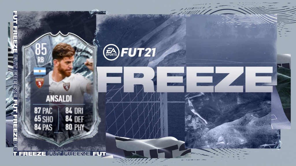FIFA 21 Cristian Ansaldi Freeze SBC: Cheap solutions, stats, and requirements