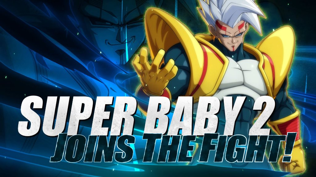 Super Baby 2 Dragon Ball Z FighterZ