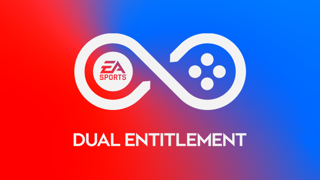 Dual Entitlement FIFA 21
