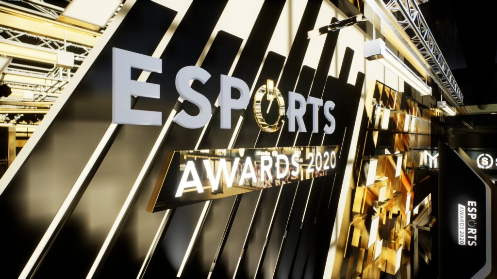 All the winners from the Esports Awards 2020