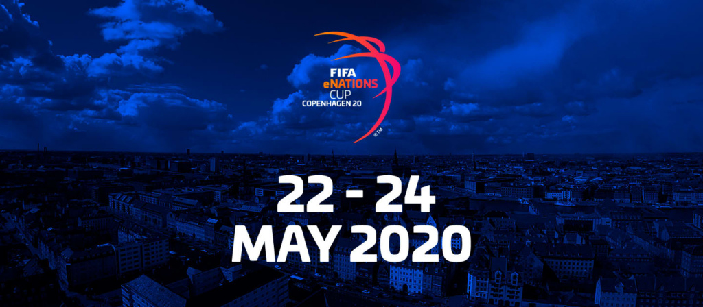 Denmark to host FIFA eNations Cup 2020