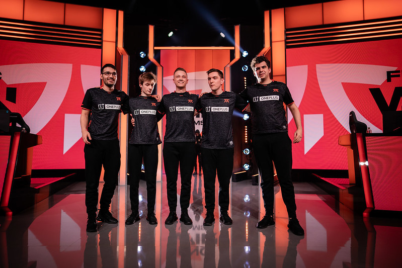 Fnatic LEC League of Legends