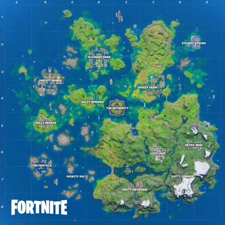 new map underwater in Fortnite season 3 patch 13.00, Fortnite Fortilla, Fortnite Cars, Fortnite Charge Shotgun, Fortnite Season 3 Battle pass