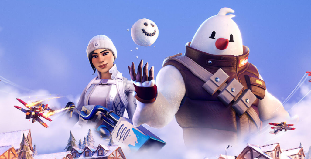 Fortnite Snowy Flopper: How to catch and best drop location