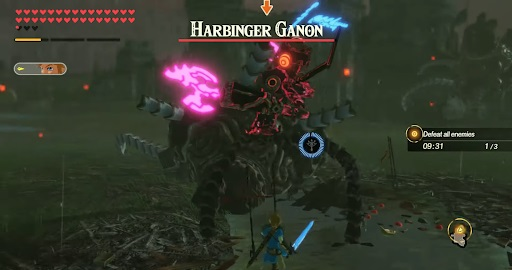 How To Unlock Ganon In Hyrule Warriors Age Of Calamity