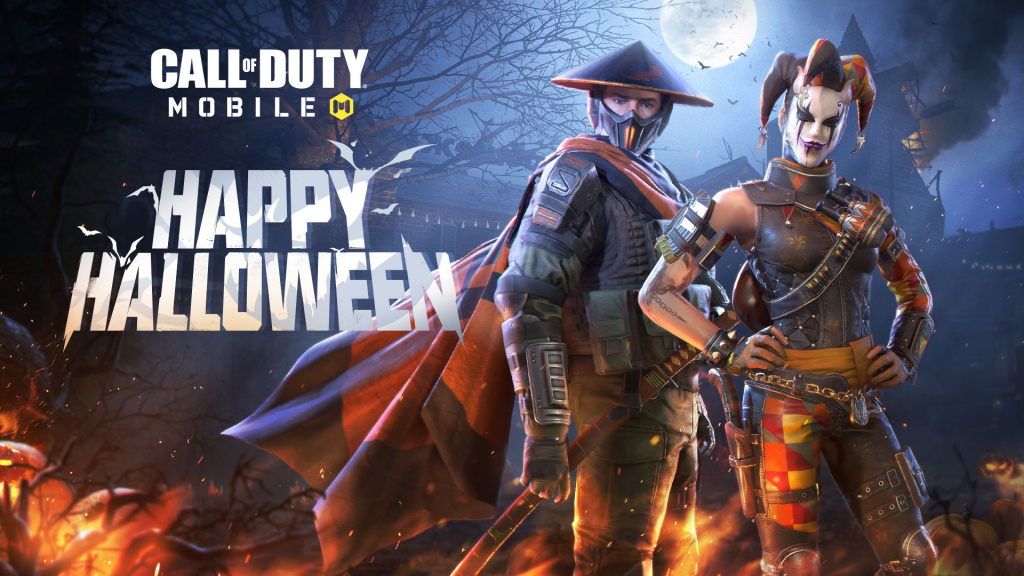 COD Mobile Halloween playlist update: Undead Fog, Attack of the Undead, rewards and more