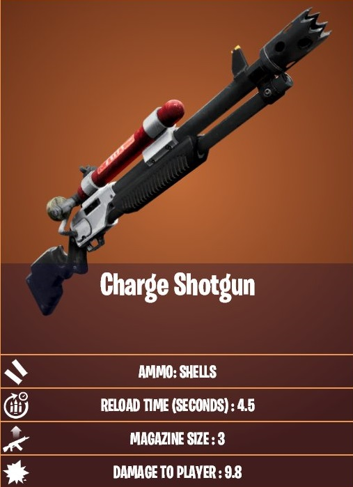 Legendry Charge shotgun