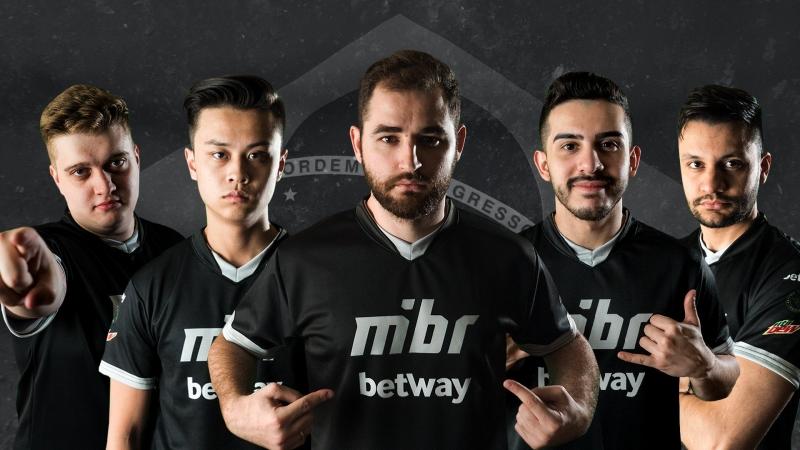 MIBR CS:GO roster: Two players and coach removed while FalleN steps down