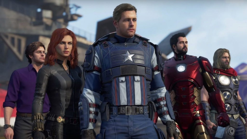 Marvel's Avengers set for huge update later this week