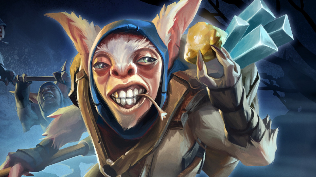 Dota 2 Gameplay Update 7.25c nerfs regeneration items, Meepo, Wraith King, and more
