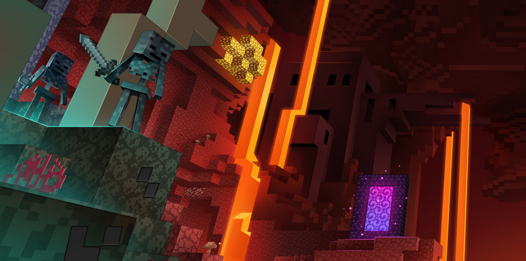 Minecraft Nether update release date content