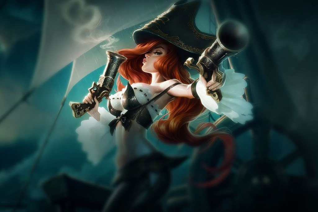 MIss Fortune v10.7 Team Fight Tactics Galaxies Patch notes
