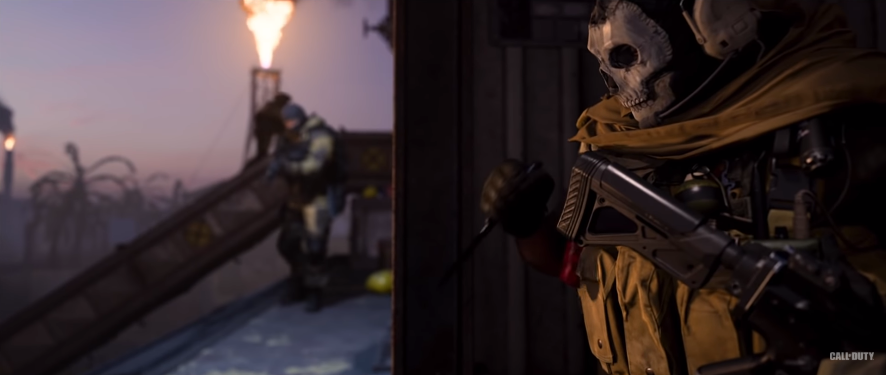 Call Of Duty Players Call For Racist Names To Be Removed From Modern Warfare