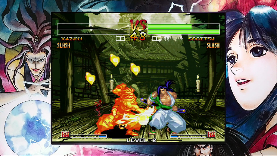 Samurai Shodown NeoGeo Collection will be free on Epic Store