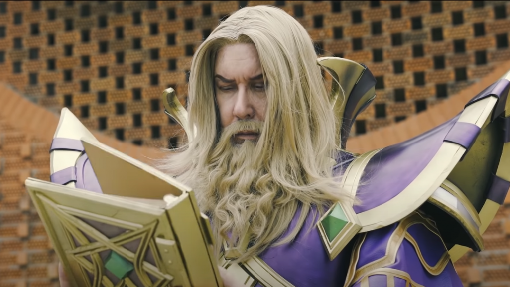 "Scholomance Academy card ""Headmaster Kel'Thuzad"" revealed in a spectacular Amazing LP video"