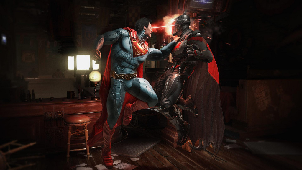 Alleged Insider Shares Details About Injustice 3 Hitman 3 New