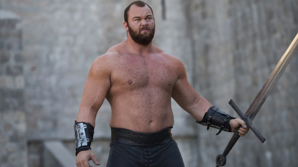 The Mountain from Game of Thrones gives hilarious advice on how to impress women