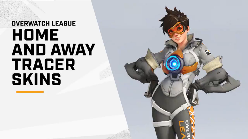 Overwatch League 2020 Grand Finals Drops: How to get the special Tracer skin, spray, and League Tokens