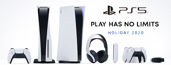 Win a PlayStation 5 Digital Edition console!