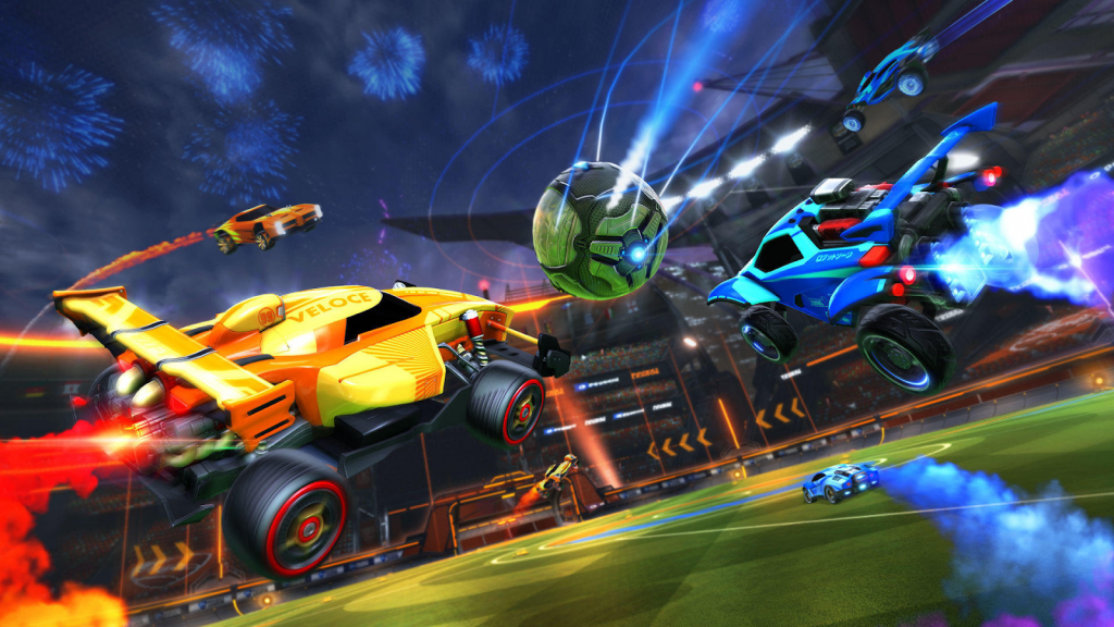 Rocket League XP changed, Rocket League free to play, Rocket League XP nerf