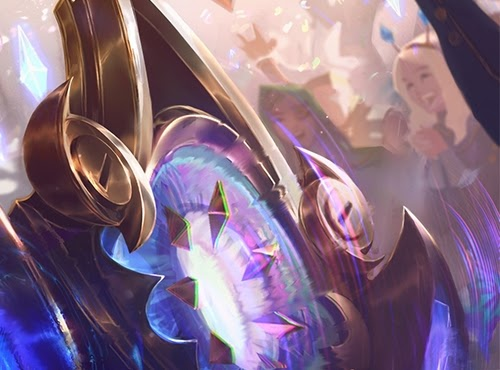 Riot S Champion Roadmap Seraphine A Noxian Support And The Fabled Ruined King Coming To League