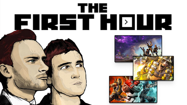 The First Hour: My Friend Pedro/ Stranger Things Game 3