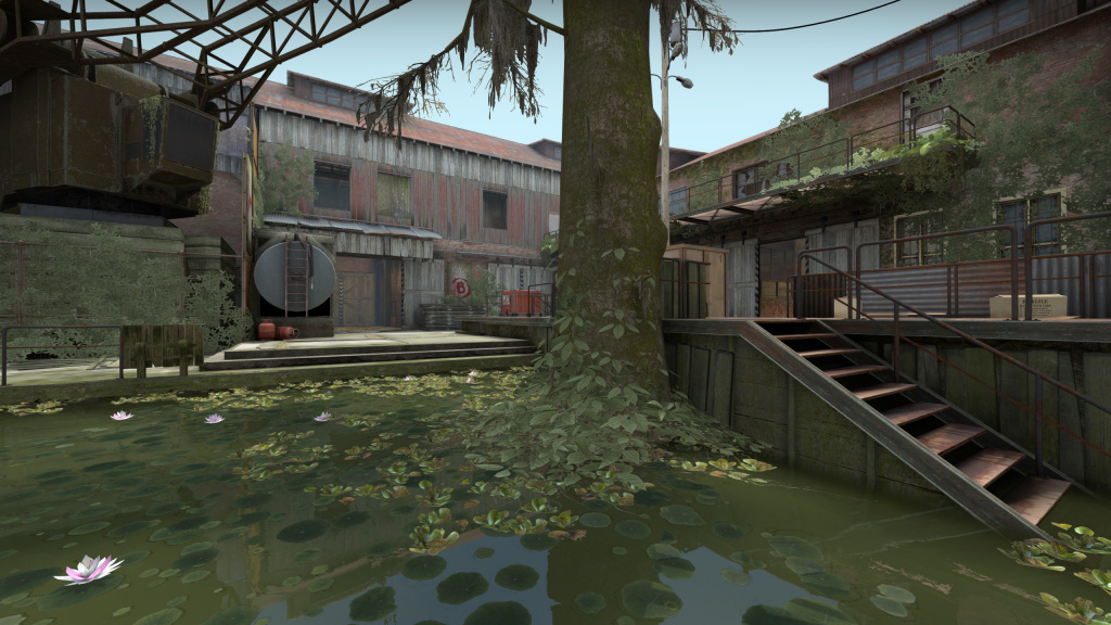 CS:GO update notes Valve Swamp Mutiny