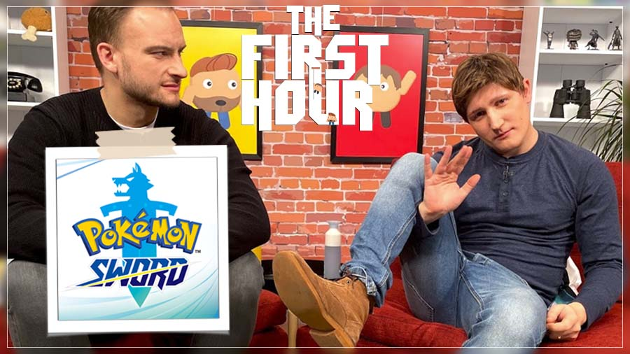 The First Hour: Pokemon Sword