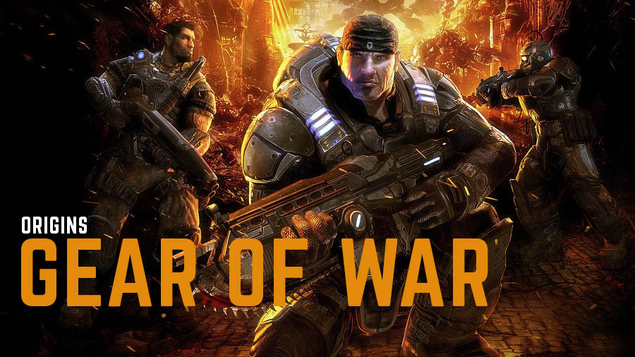 Origins: Gears of War
