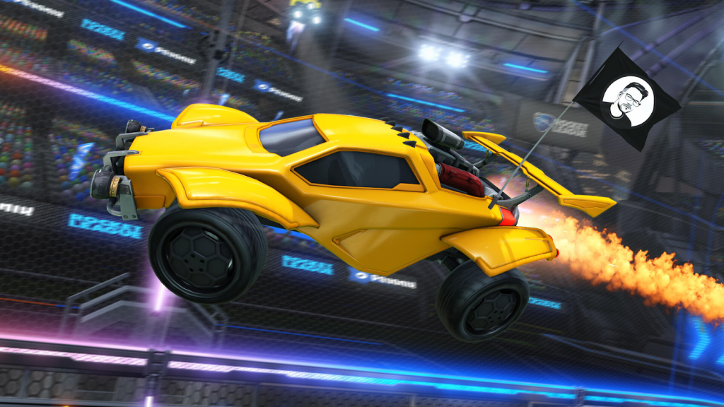 FluuMP, Lethamyr, and SunlessKhan among creators to get Rocket League community flags