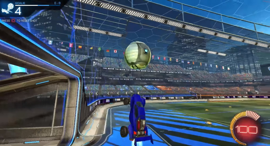 Imrpove goalkeeping and defending in Rocket League how to