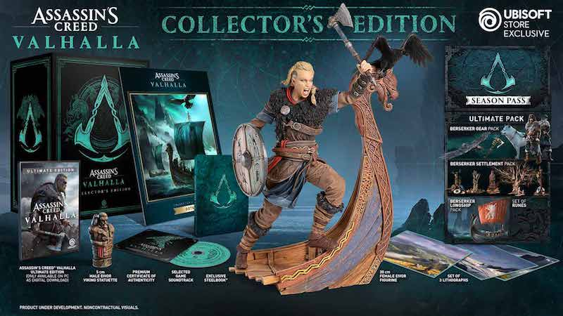 Assassin S Creed Valhalla Release Date Editions Price Gameplay And Story