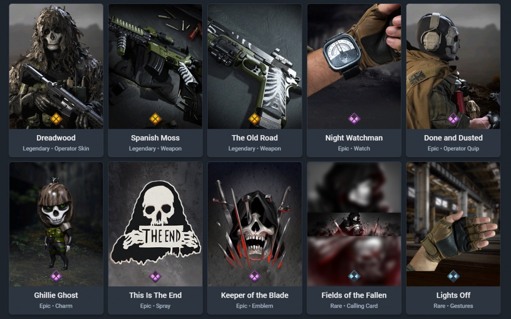 All Cosmetic Bundles For Warzone And Modern Warfare Season 5 Leaked